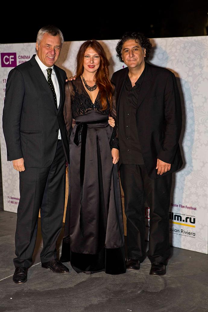 Россияне на Римском кинофестивале (фото 5)