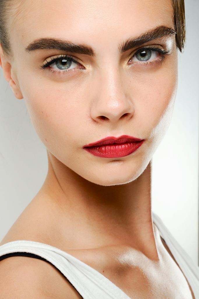 Самые красивые модели недель моды