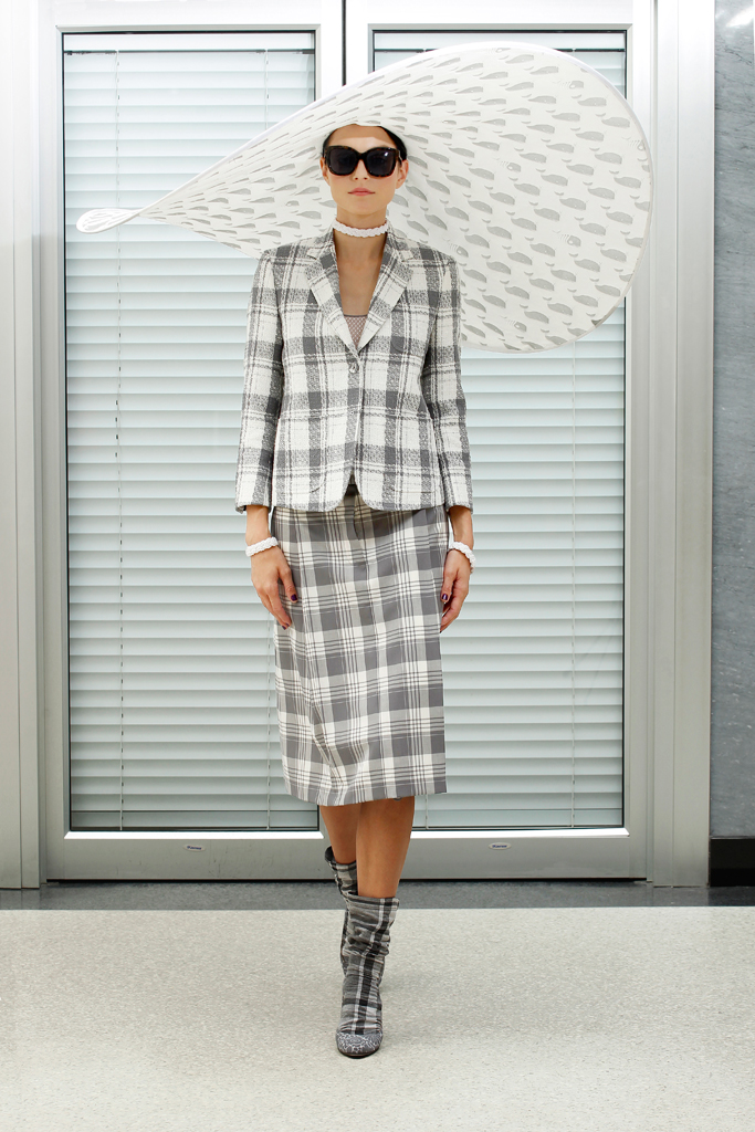 Коллекция: Thom Browne Resort 2013