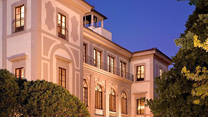 Самый красивый отель мира (фото 1)