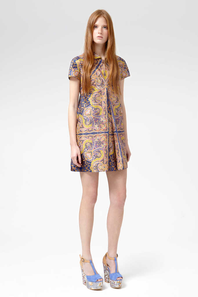 Коллекция: Carven Resort 2013 (фото 1)