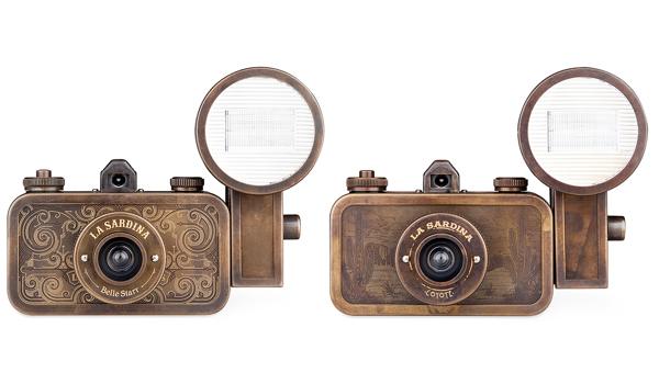 Две модели фотокамеры La Sardina (фото 1)