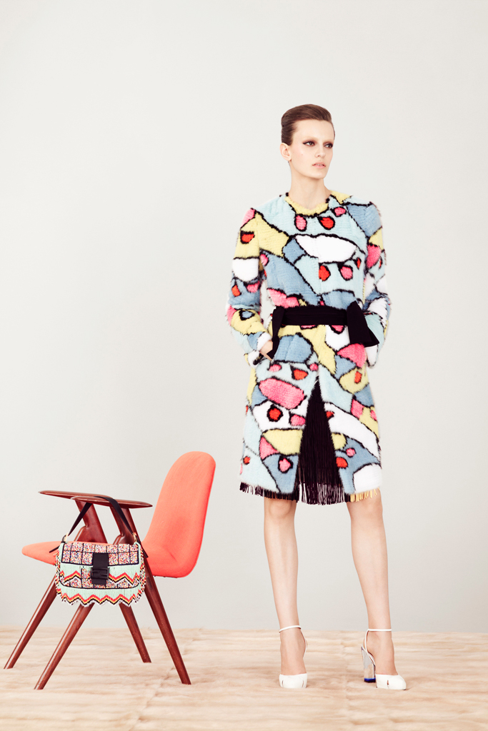 Коллекция: Fendi Resort 2013