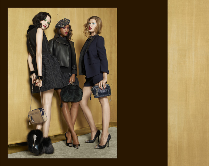 Коллекция Louis Vuitton pre-fall 2012 (фото 1)