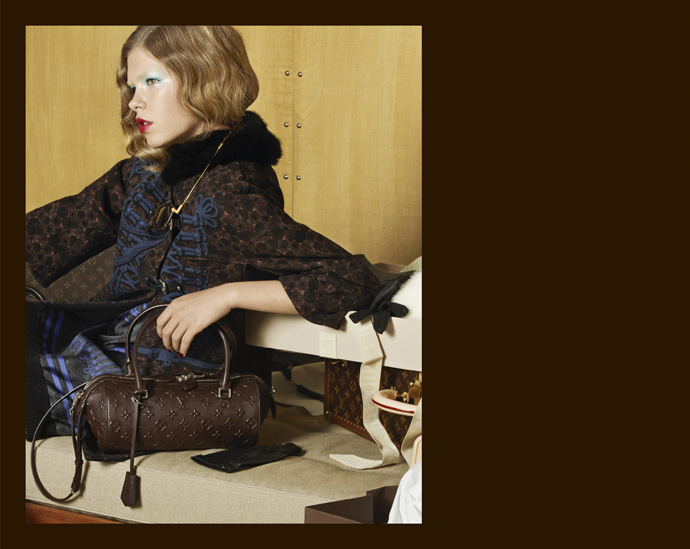 Коллекция Louis Vuitton pre-fall 2012 (фото 3)