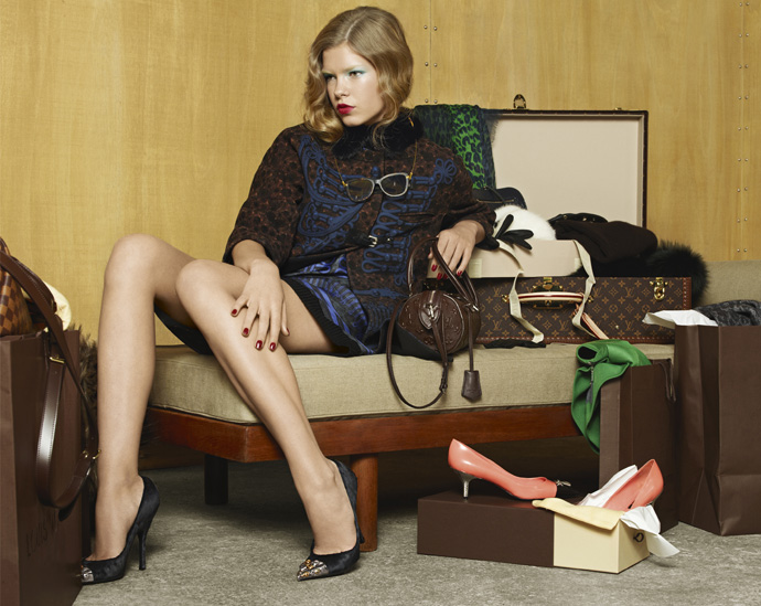 Коллекция Louis Vuitton pre-fall 2012 (фото 4)