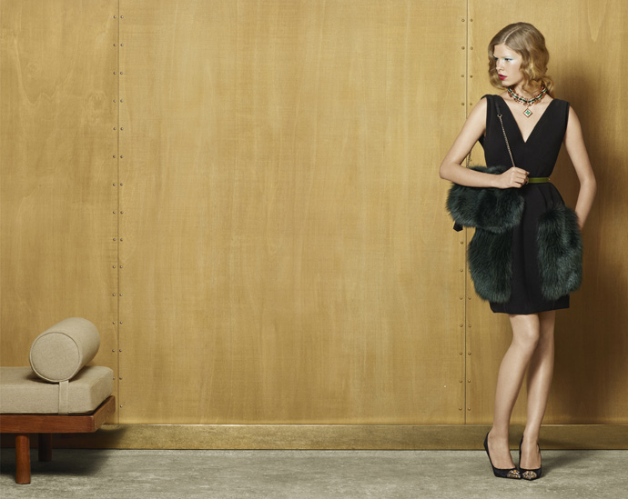 Коллекция Louis Vuitton pre-fall 2012 (фото 6)