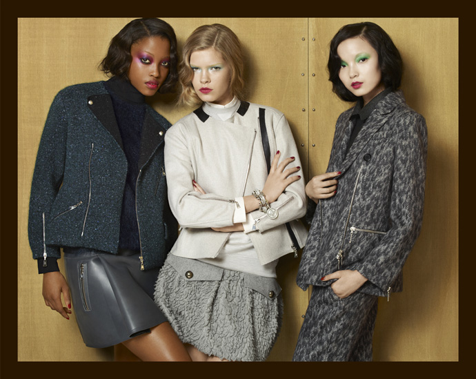 Коллекция Louis Vuitton pre-fall 2012 (фото 10)