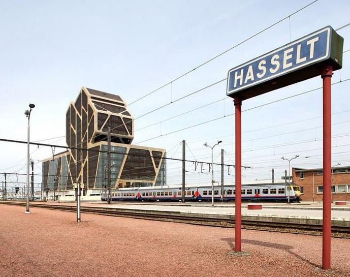 Новый проект Юргена Майера в Бельгии (фото 2)