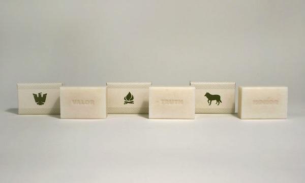 Креативная упаковка продукции Izola (фото 11)