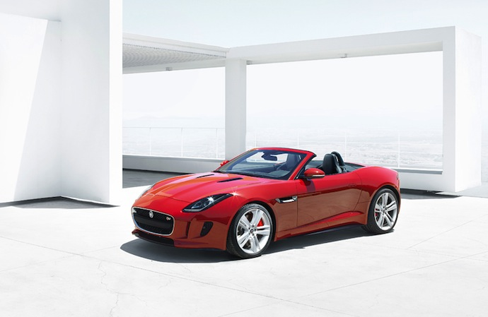 Новый Jaguar F-Type (фото 6)