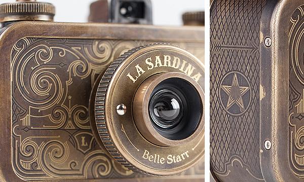 Две модели фотокамеры La Sardina (фото 6)