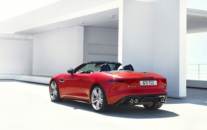 Новый Jaguar F-Type (фото 2)