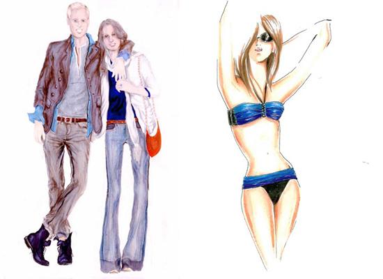Фантазии на тему гардероба уильяма и