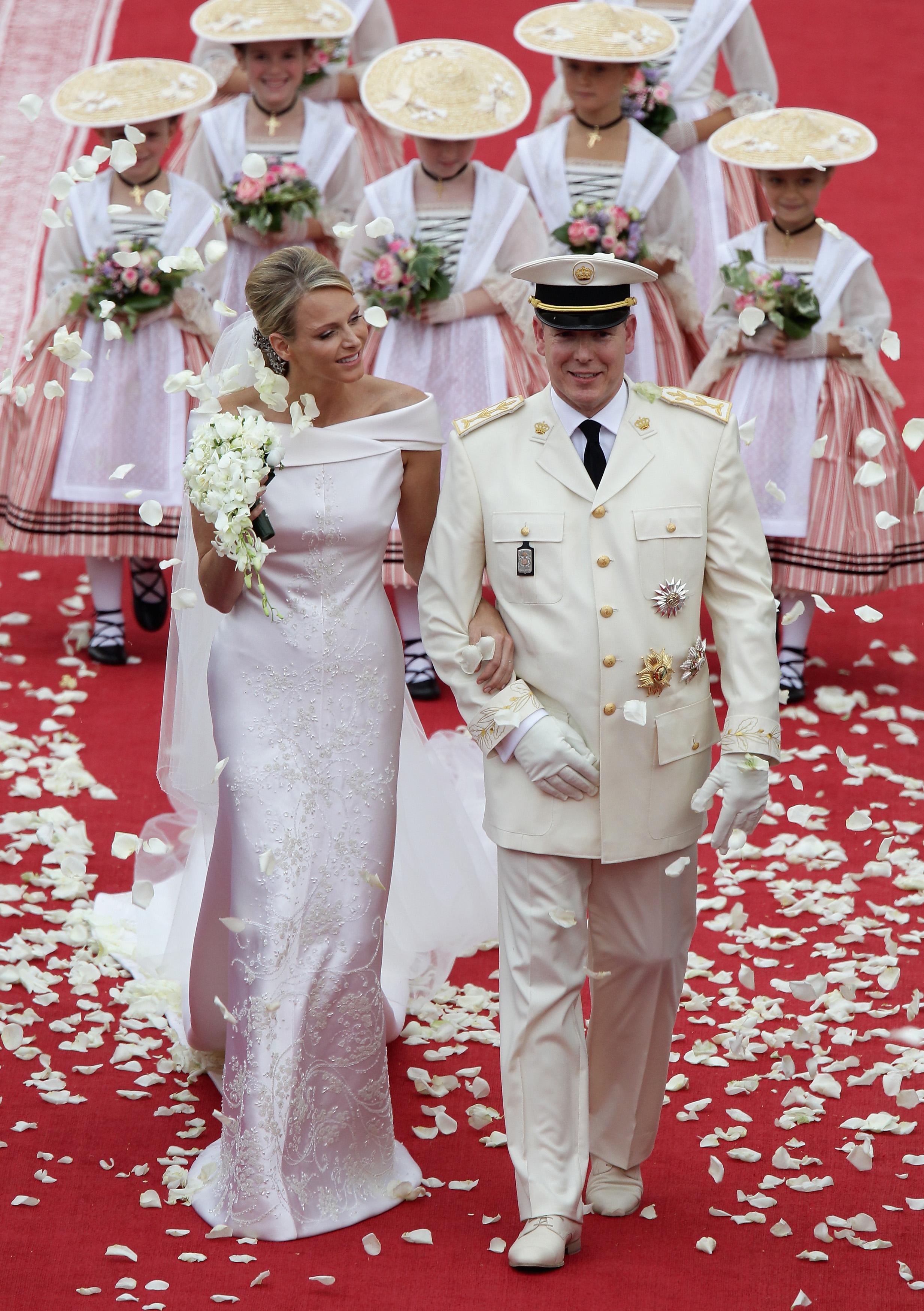 Свадьба королевы Виктории и 4