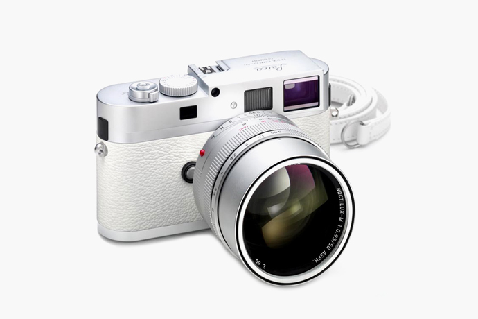 Leica M9 White Edition