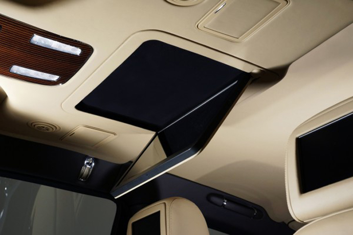 The Bentley Mulsanne Apple Concept (фото 5)