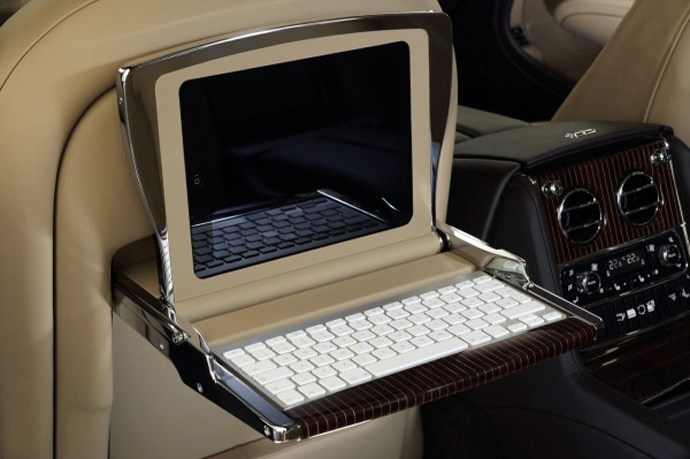 The Bentley Mulsanne Apple Concept (фото 4)