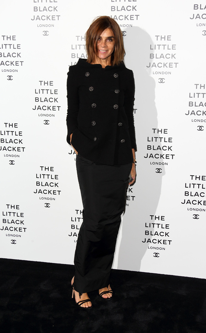 Открытие Chanel: The Little Black Jacket в Лондоне