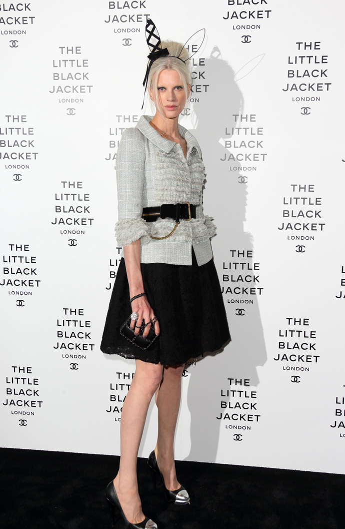 Открытие Chanel: The Little Black Jacket в Лондоне (фото 7)
