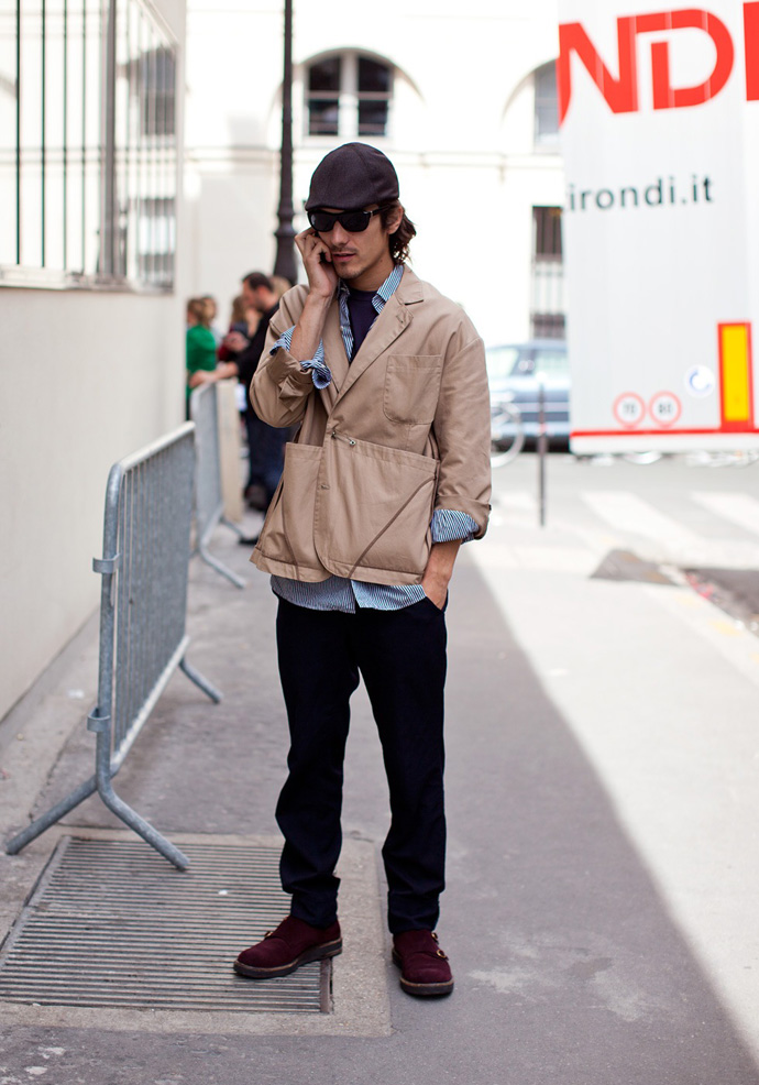 Best of street style. Мужчины (фото 9)