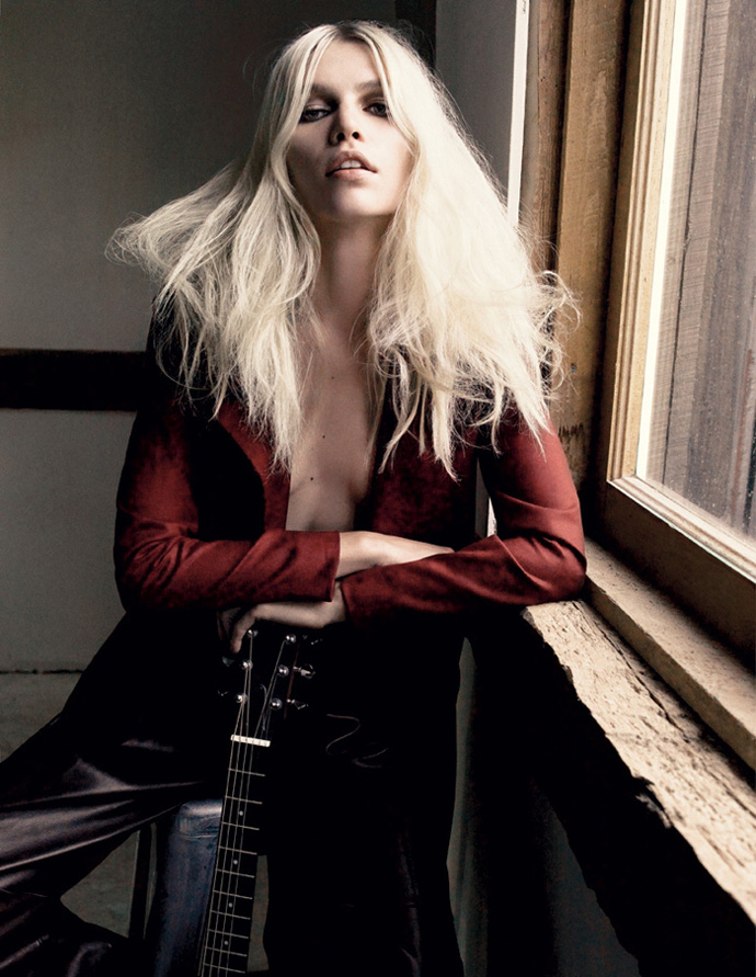 Aline Weber by Tom Munro in Muse Magazine (фото 2)