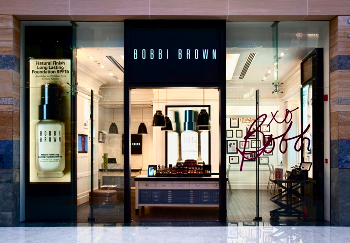 Монобутики Bobbi Brown в Москве