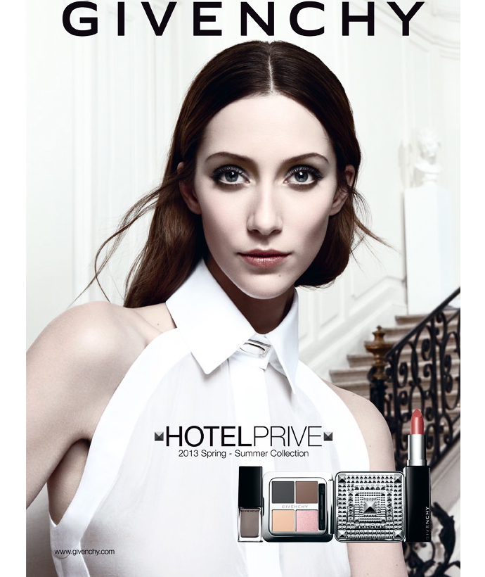 Весенняя реклама Givenchy Beauty