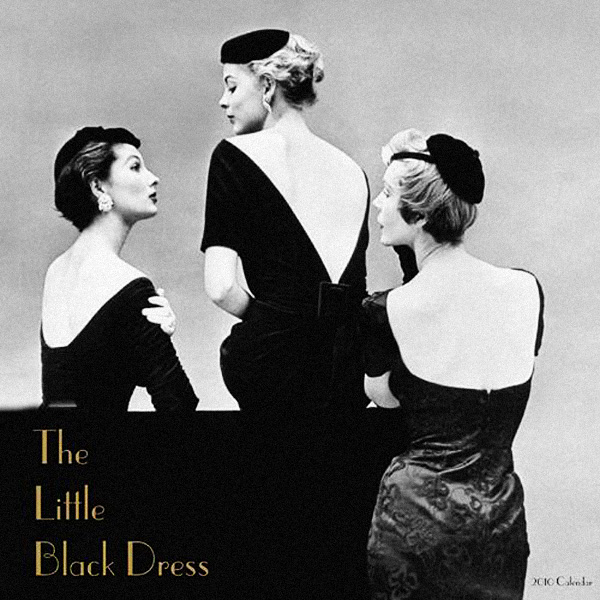 The Little Black Dress.  Мода.  История.