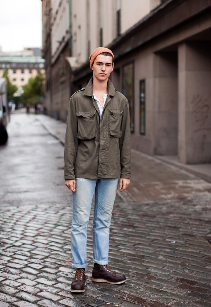 Best of street style. Мужчины (фото 3)