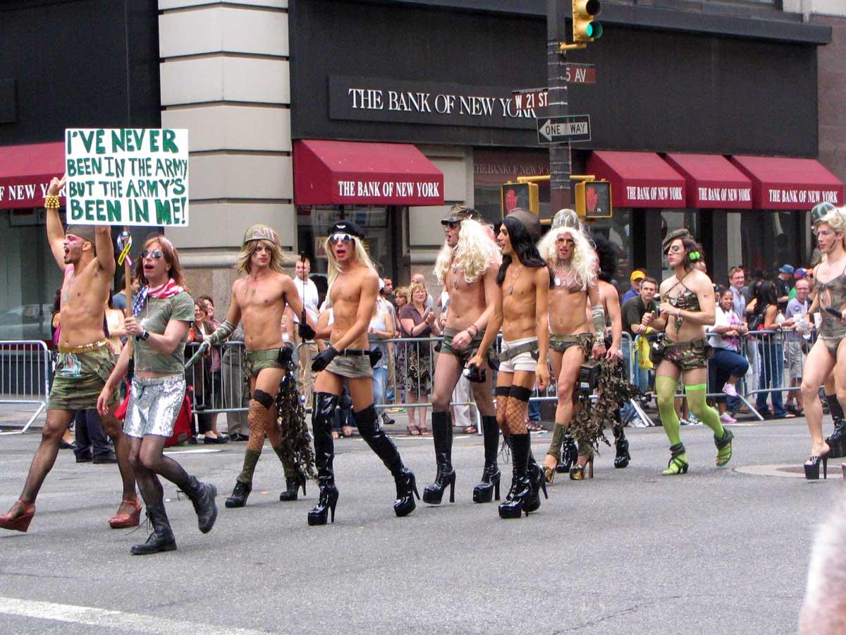 Gay sports new york city