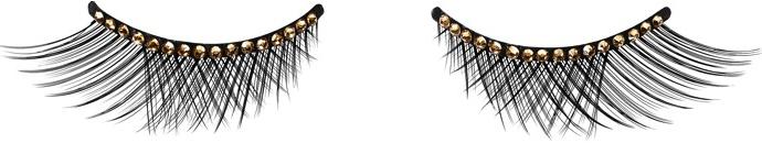 Новогодний макияж глазами Ядима Карранзо (фото 1)