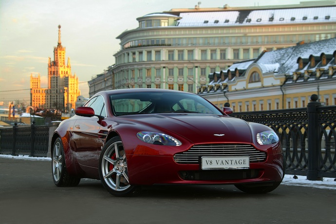 Aston Martin отмечает 100-летие бренда (фото 7)