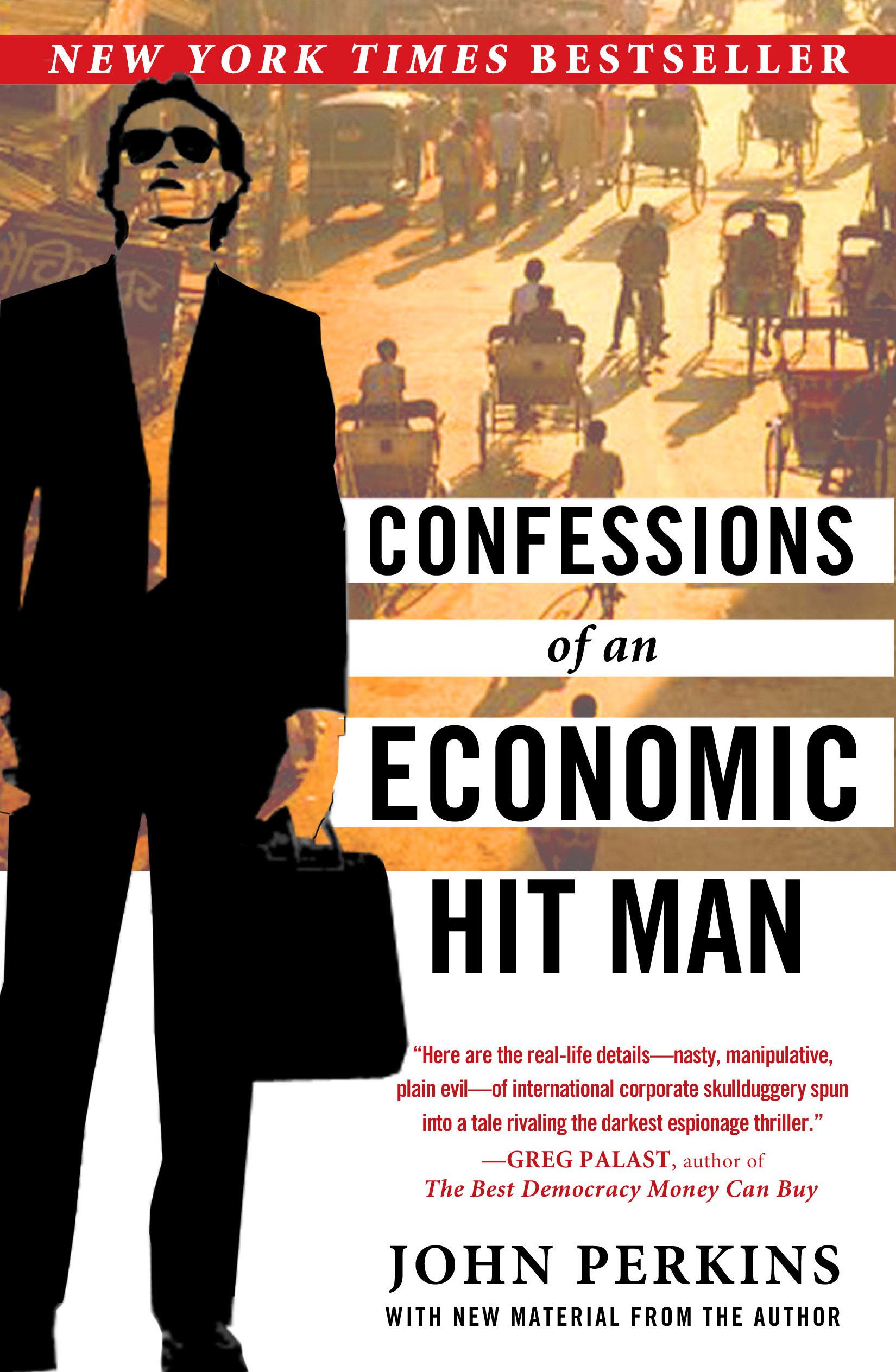 Исповедь Экономического Убийцы скачать Epub