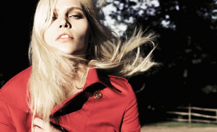 Aline Weber by Tom Munro in Muse Magazine (фото 4)