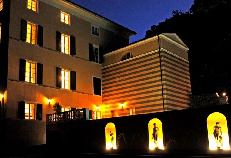Бутик-отель Albergo Villa Casanova в Италии (фото 1)