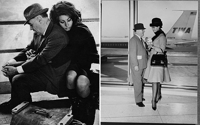 Культовые пары: Софи Лорен и Карло Понти (фото 7)