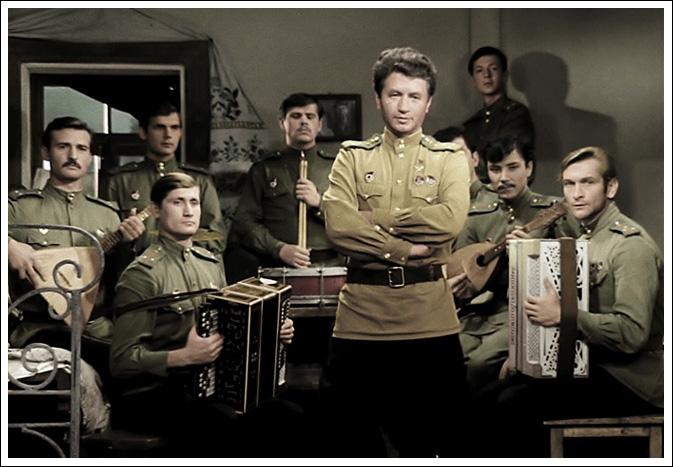 Текст военной песни для смотра песни и строя - 3