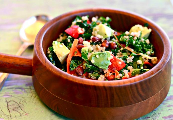 Шесть диетических салатов в преддверии весны (фото 5)