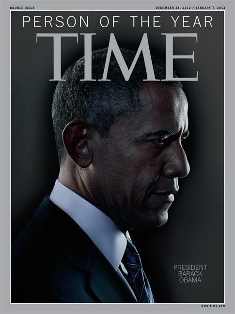 """Time назвал Обаму """"Человеком года"""" (фото 1)"""