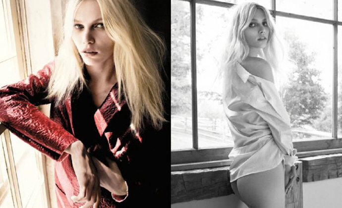Aline Weber by Tom Munro in Muse Magazine (фото 1)