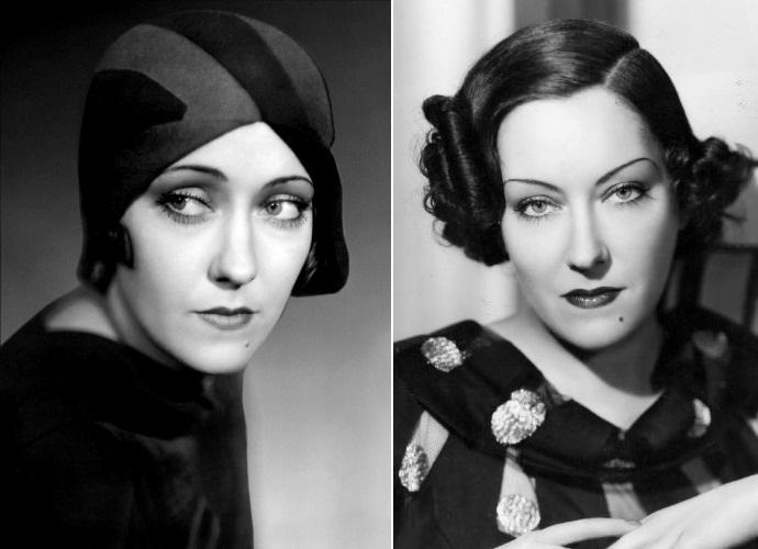 Красота.  Тенденции.  Make-up эпохи: макияж 20-х годов.