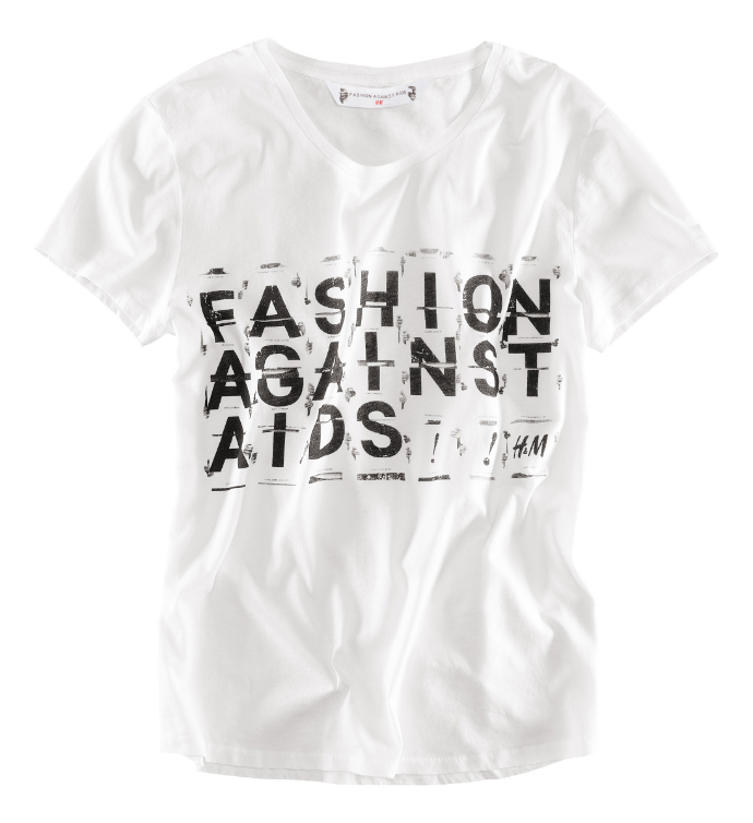 Коллекция H&M: Fashion Against AIDS