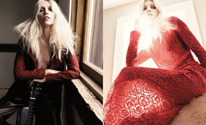 Aline Weber by Tom Munro in Muse Magazine (фото 3)