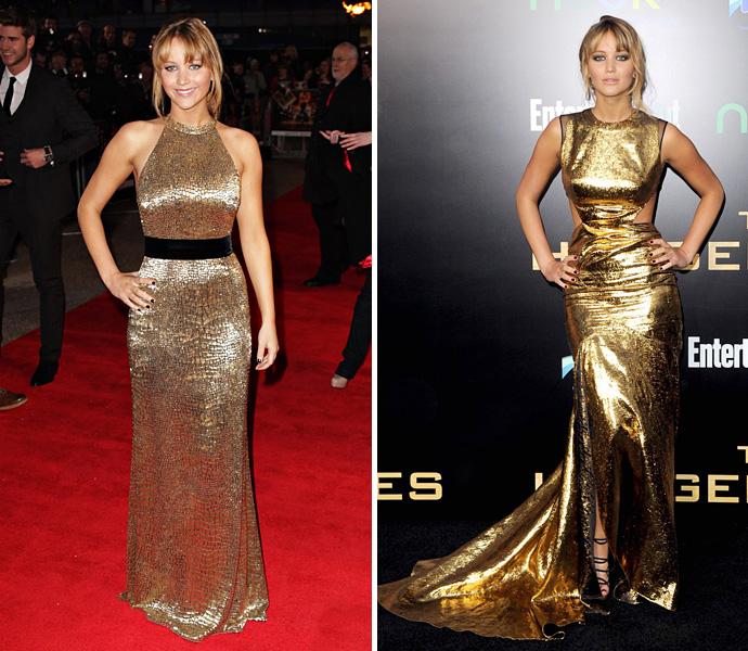 Обычно звезды ее возраста предпочитают очень короткие юбки, поэтому на их фоне Дженнифер выглядела принципиально иначе. Теперь длинные юбки перекочевали в