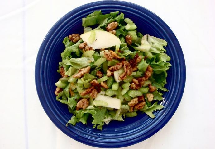Шесть диетических салатов в преддверии весны (фото 2)