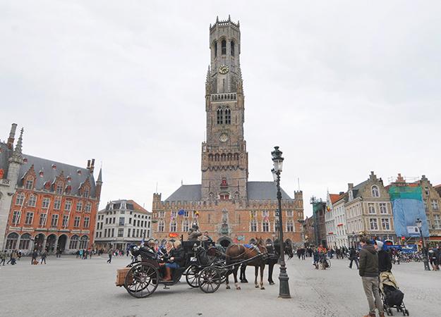 Залечь На Дно В Брюгге – Эротические Сцены