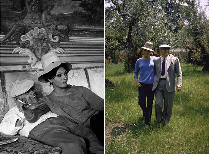 Культовые пары: Софи Лорен и Карло Понти (фото 9)