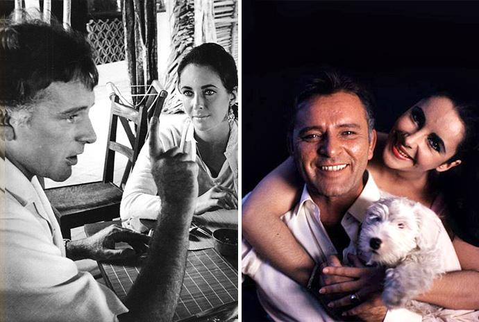 Культовые пары: Элизабет Тейлор и Ричард Бартон (фото 12)