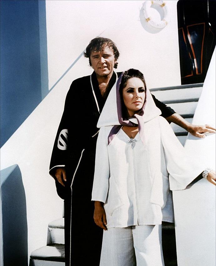Культовые пары: Элизабет Тейлор и Ричард Бартон (фото 14)